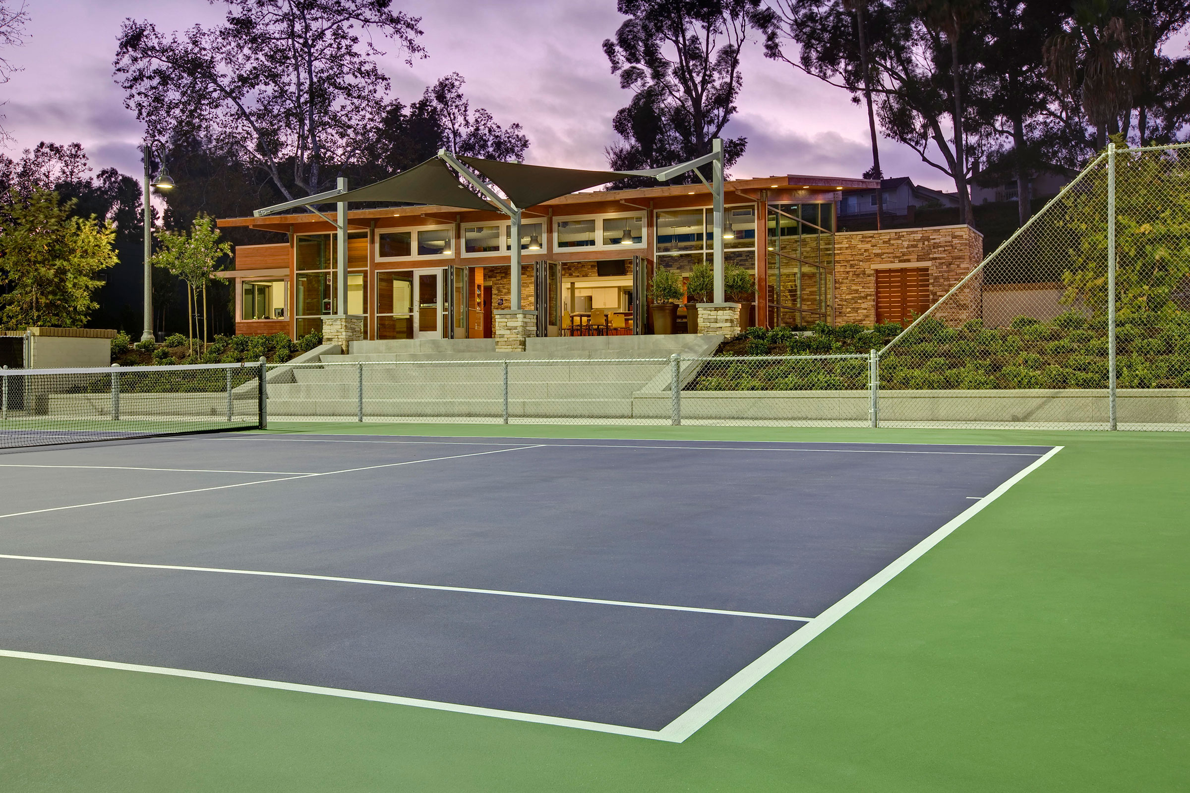 marguerite tennis center clubhouse